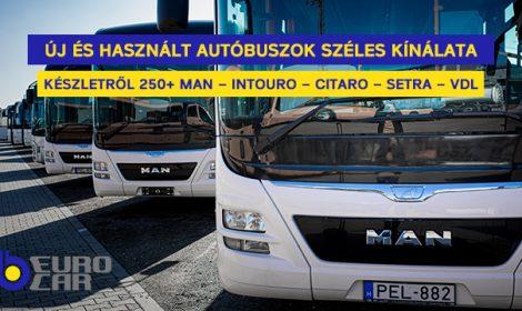 B Euro Car Kft. – ahol minden igényt kielégítő autóbuszt talál